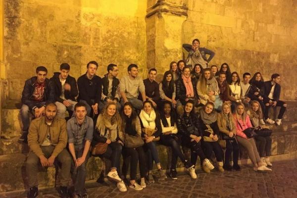 Des nouvelles du retour de nos rhétos et 7P d'Andalousie